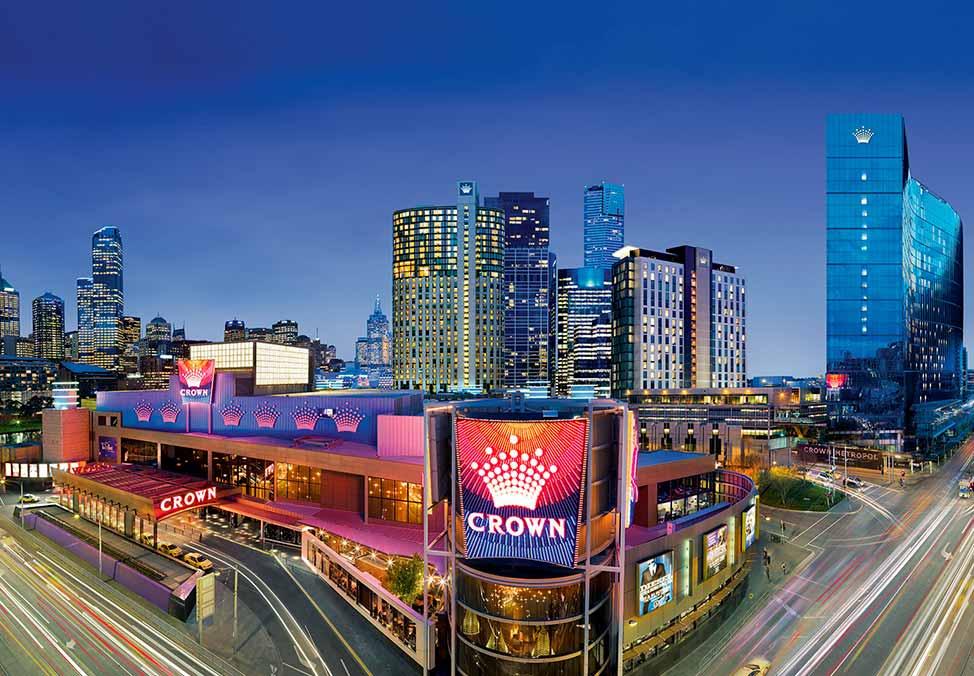 Crown ล้มเหลวในการแสดงหลักฐานจากการสอบสวน Baccarat Scammers ที่ Melbourne Casino