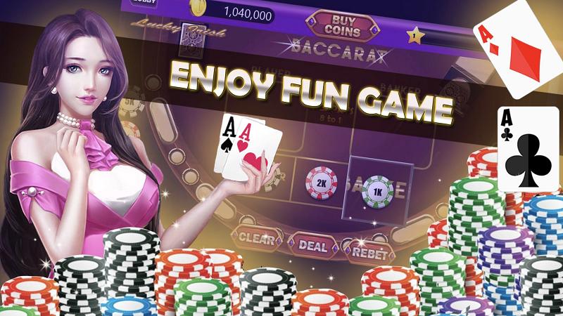 baccarat game enjoy fun game